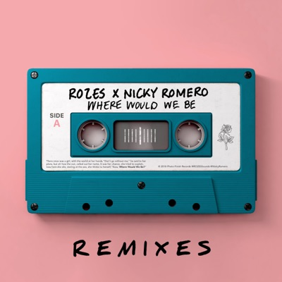 Where Would We Be (Remixes, Vol. 2) - Single - Nicky Romero
