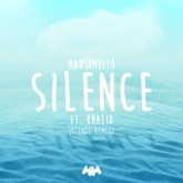 Silence (feat. Khalid) [Blonde Remix] - Single