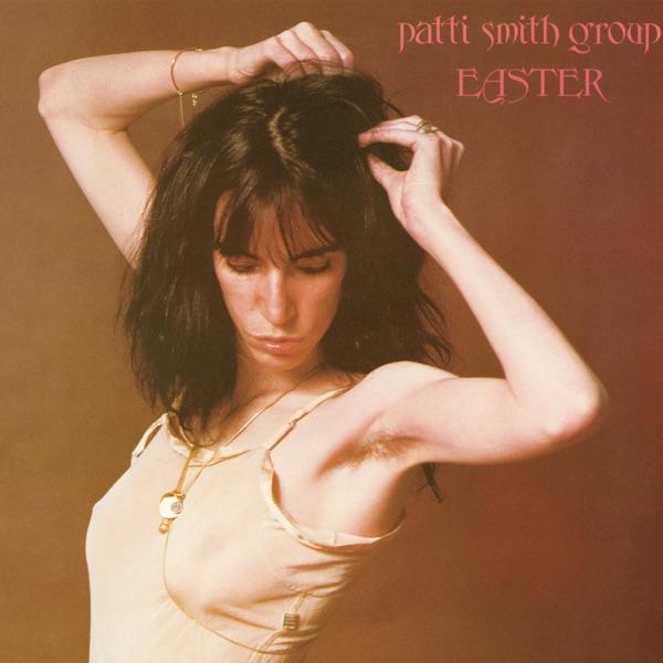 Patti Smith Group Because The Night
