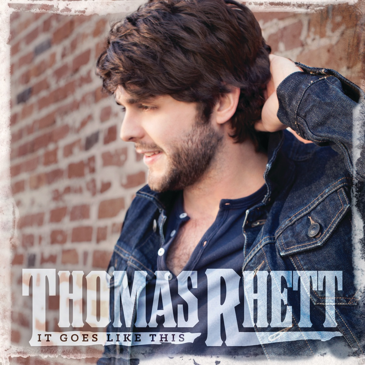 It Goes Like This Thomas Rhett CD cover