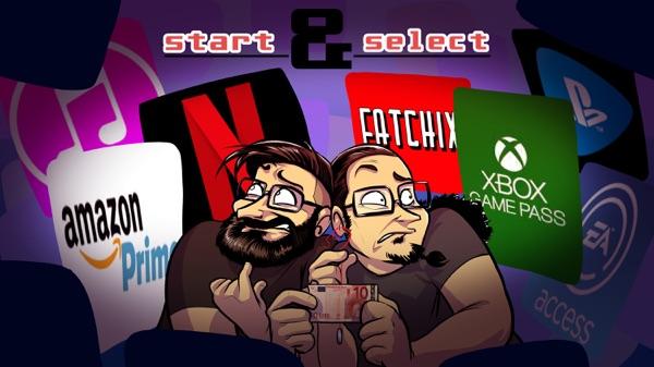 Start & Select