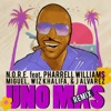 Uno Más (feat. Pharrell Williams, Miguel, Wiz Khalifa & J Alvarez) [Remix] - Single ジャケット写真
