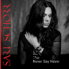 Sari Schorr - Never Say Never  artwork