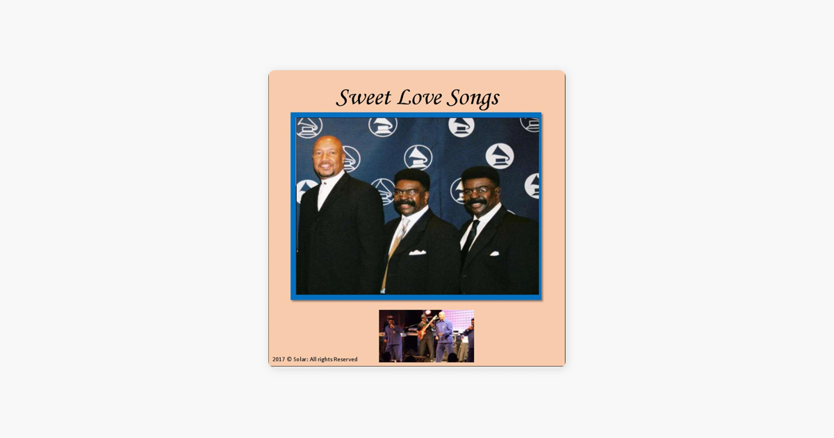 Sweet love song list