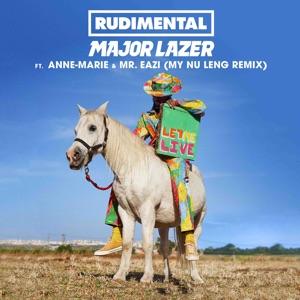 Rudimental & Major Lazer - Let Me Live feat. Anne-Marie, Mr Eazi & D Double E
