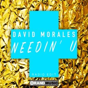 David Morales - Needin U - Radio Edit (feat. The Face) [Radio Edit] - Single