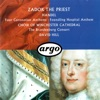 Handel: Four Coronation Anthems - Anthem for the Foundling Hospital, Choir of Winchester Cathedral, The Brandenburg Consort & David Hill