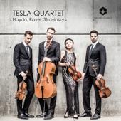 Tesla Quartet - String Quartet in F Major (4 mvmts)