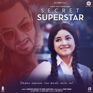 Secret Superstar (Original Motion Picture Soundtrack) – Amit Trivedi