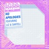 Rytmeklubben - No Apologies (feat. Liz & Santell)