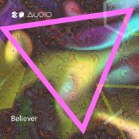 8D Tunes & 8D Audio - Believer artwork