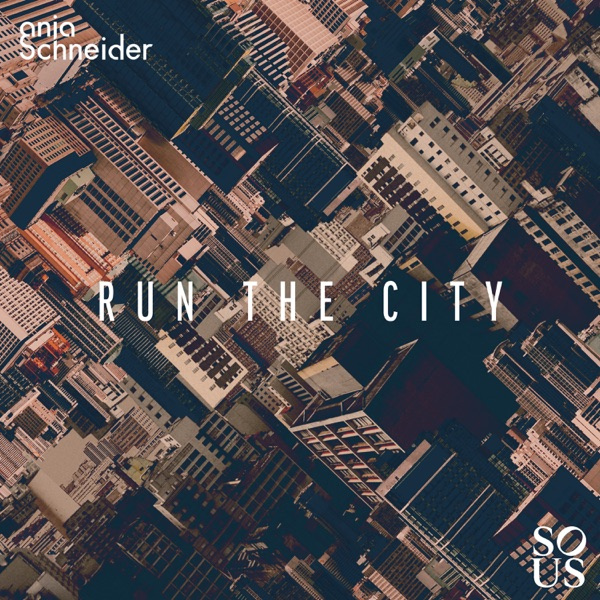 Anja Schneider mit Run the City