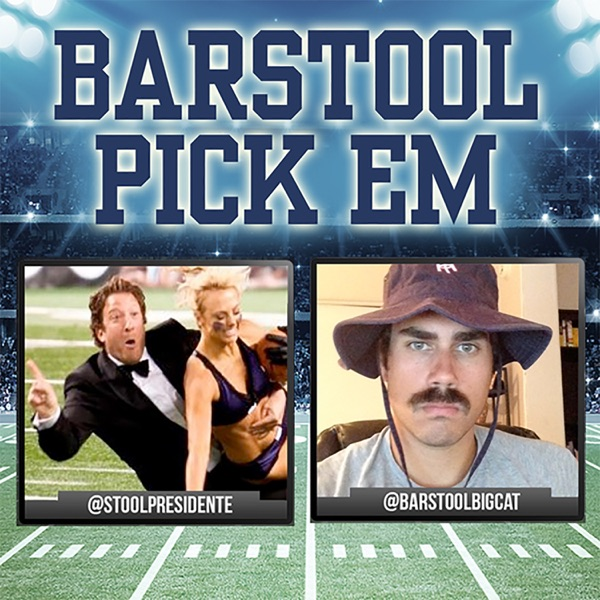 Barstool Pick Em - College Week 9