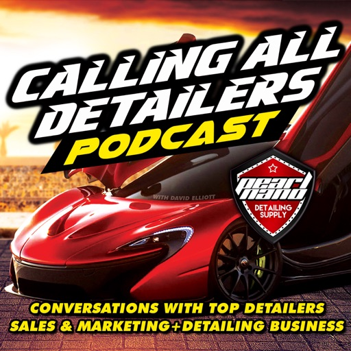 Cover image of Calling All Detailers Podcast