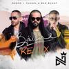 Nacho, Yandel & Bad Bunny - Báilame (Remix) artwork