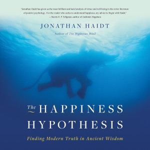 The Happiness Hypothesis - Jonathan Haidt audiobook, mp3