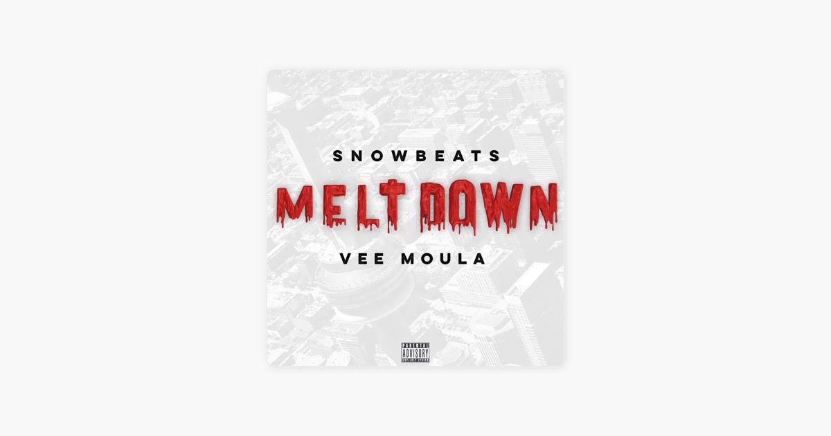 Meltdown Feat Vee Moula Single Snowbeats