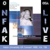 Aston University UK Concert 1988, Vol. 156