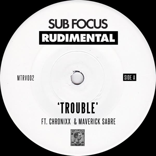 Trouble (feat. Chronixx & Maverick Sabre) - Single