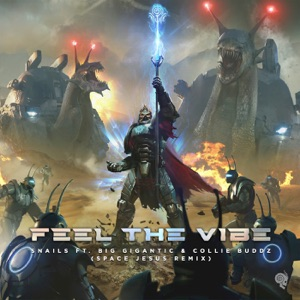 Feel the Vibe (Space Jesus Remix) [feat. Big Gigantic & Collie Buddz] - Single Mp3 Download