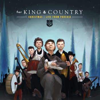 for KING & COUNTRY Little Drummer Boy Live for KING COUNTRY album songs, reviews, credits
