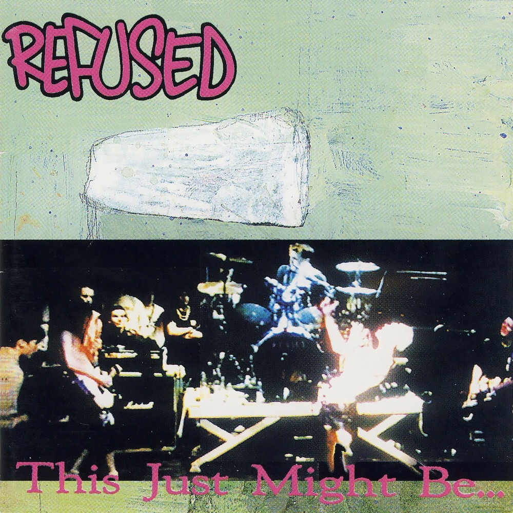 Pump The Brakes by Refused