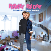Lil Dicky - Freaky Friday (feat. Chris Brown) artwork