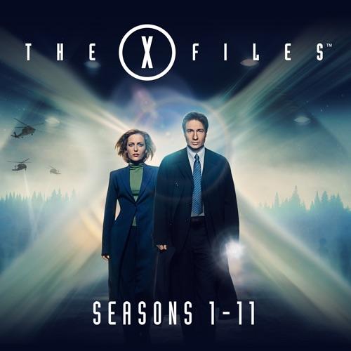 The X-Files, Seasons 1-11 movie poster