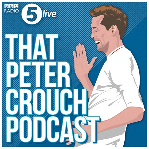 Cover image of That Peter Crouch Podcast