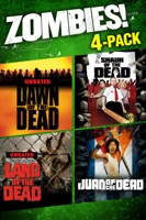Zombies 4-Pack HDX Digital Movies