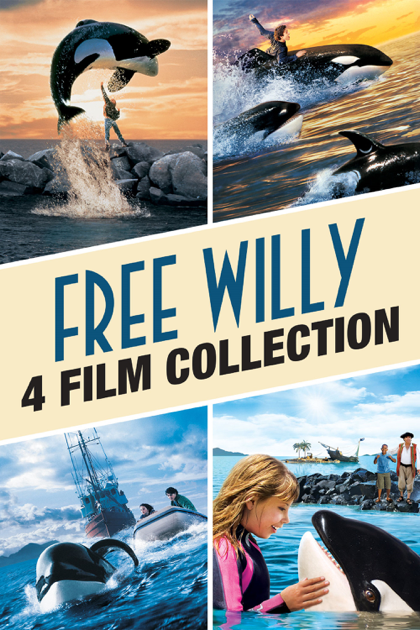 Free Willy - 4 Film Collection on iTunes