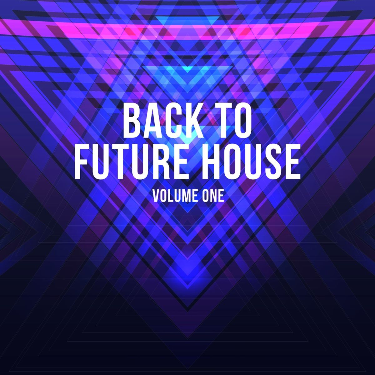 Back to Future House Vol 1 Various Artists CD cover