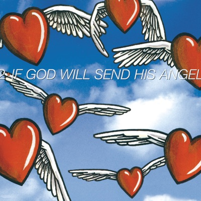If God Will Send His Angels - EP - U2