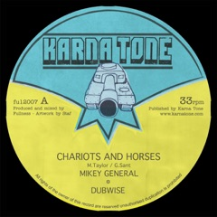 Chariots and Horses (feat. Mikey General) - EP