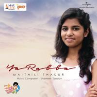 Maithili Thakur - Ya Rabba - EP artwork
