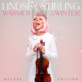 Warmer In The Winter (Deluxe Edition) - Lindsey Stirling Cover Art