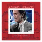 Confidencias Reales (En Vivo Desde El Teatro Real) - Alejandro Fernández Cover Art