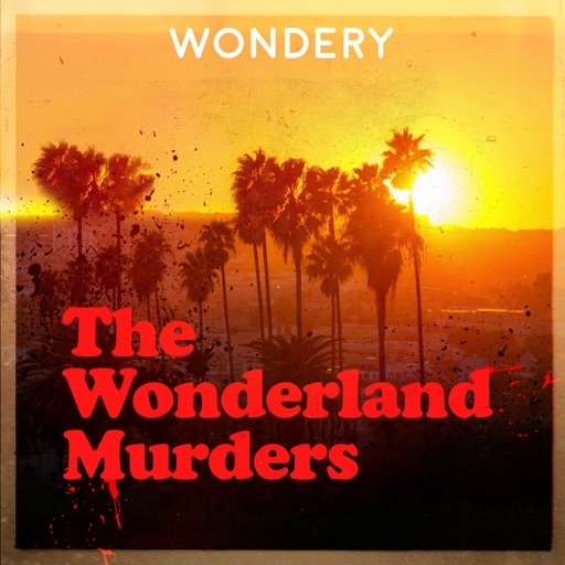 Cover image of The Wonderland Murders by Hollywood & Crime