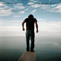 Elton John - The Diving Board (Deluxe Version) artwork