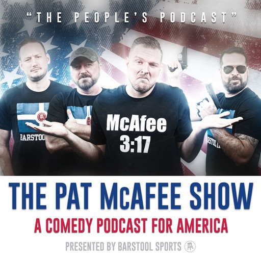 Cover image of The Pat McAfee Show