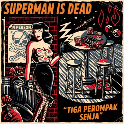 Superman Is Dead - Brandal 2 Milyar Mp3