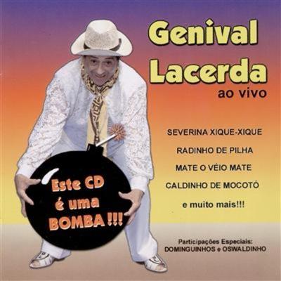 Genival Lacerda Ao Vivo - Genival Lacerda