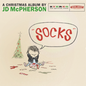 Socks - JD McPherson Cover Art
