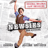 Newsies (Original Broadway Cast Recording)-Various Artists