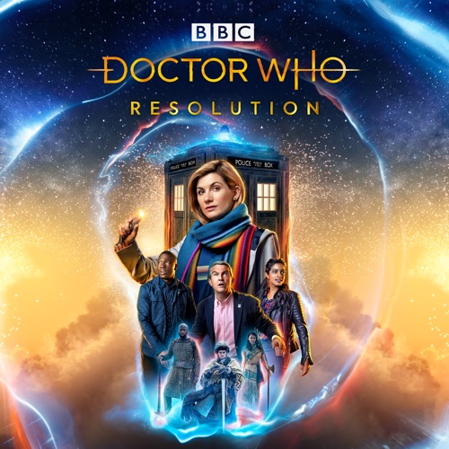Doctor Who, New Year's Day Special: Resolution (2019) poster