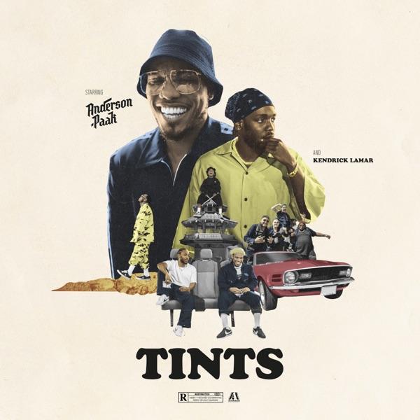 Tints (feat. Kendrick Lamar) - Anderson .Paak song image