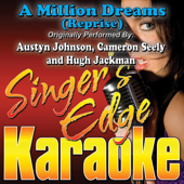 A Million Dreams (Reprise) [Originally Performed By Austyn Johnson, Cameron Seely & Hugh Jackman] [Instrumental]