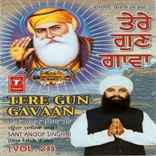 Tere Gun Gavaan, Vol. 21 – Sant Anoop Singh Ji
