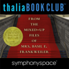 E. L. Konigsburg - Thalia Kids' Book Club: From the Mixed-Up Files of Mrs. Basil E. Frankweiler 50th Anniversary  artwork