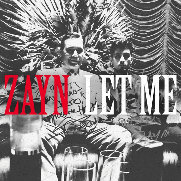 Cover art for Let Me